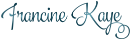 Francine Kaye Logo Alternate DAINTREE GRADIENT
